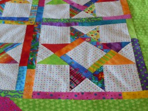 Happy Scrappy Stars top closeup 3.15.15